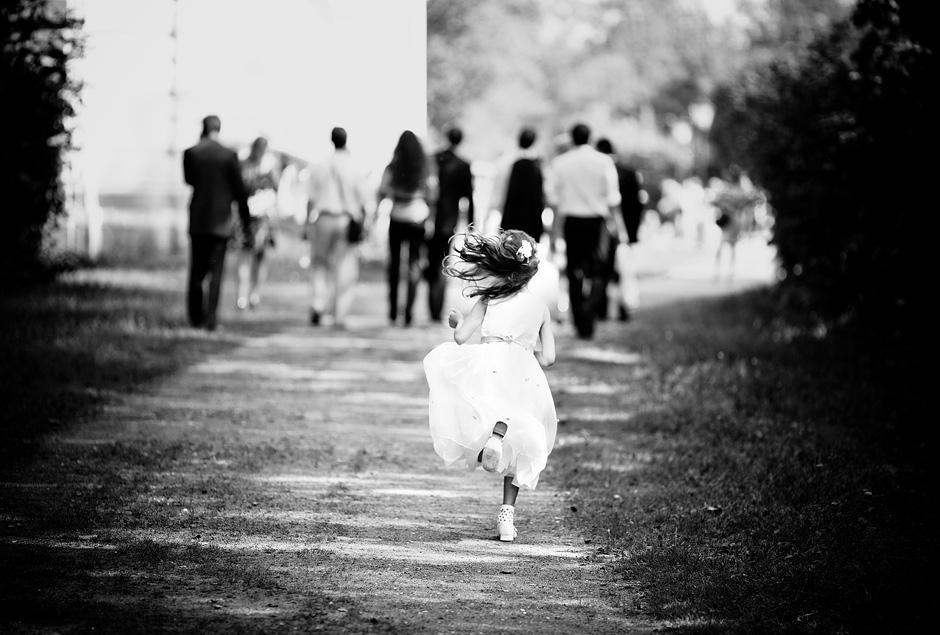 фото бегущая невеста