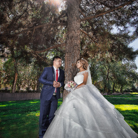 Wedding photo