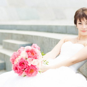 Wedding bride photoе